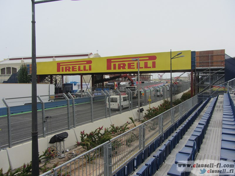 -Formula 1 - Season 2012 - - egp prep tuesday 03