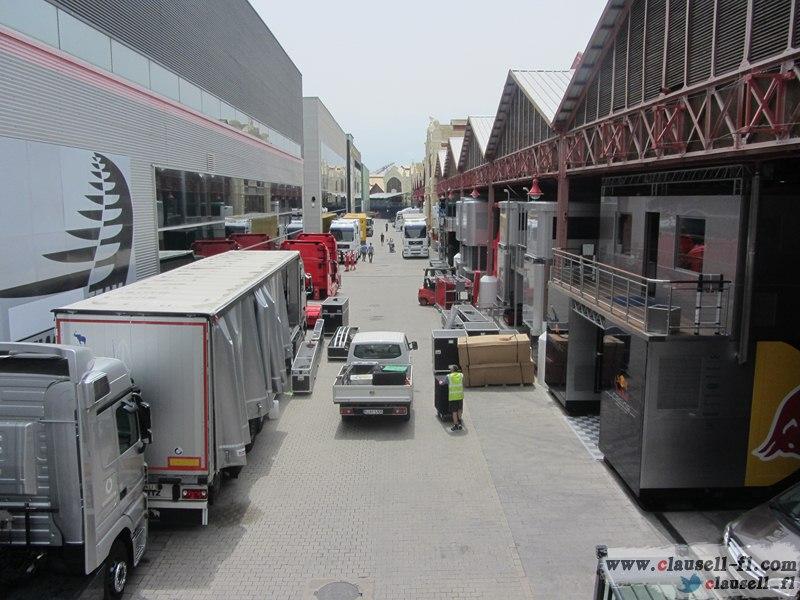 -Formula 1 - Season 2012 - - egp prep tuesday 05