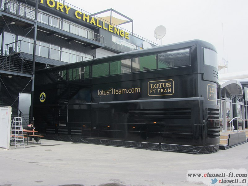 -Formula 1 - Season 2012 - - egp prep tuesday 09