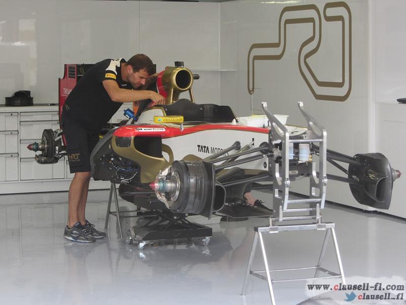 -Formula 1 - Season 2012 - - egp prep tuesday 13