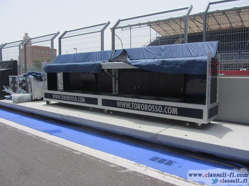 -Formula 1 - Season 2012 - - egp prep tuesday 14