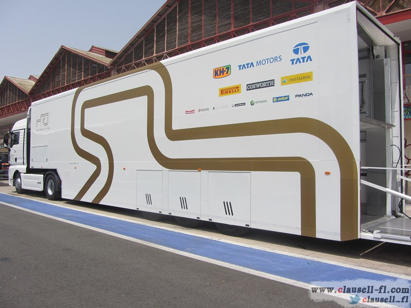 -Formula 1 - Season 2012 - - egp prep tuesday 17