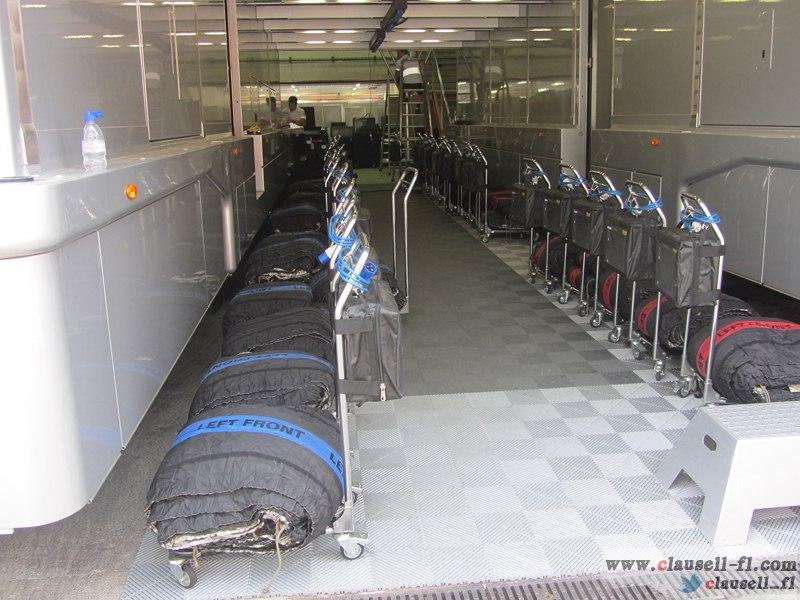 -Formula 1 - Season 2012 - - egp prep tuesday 18