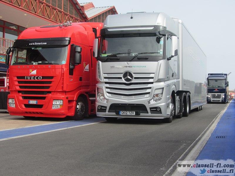 -Formula 1 - Season 2012 - - egp prep tuesday 26