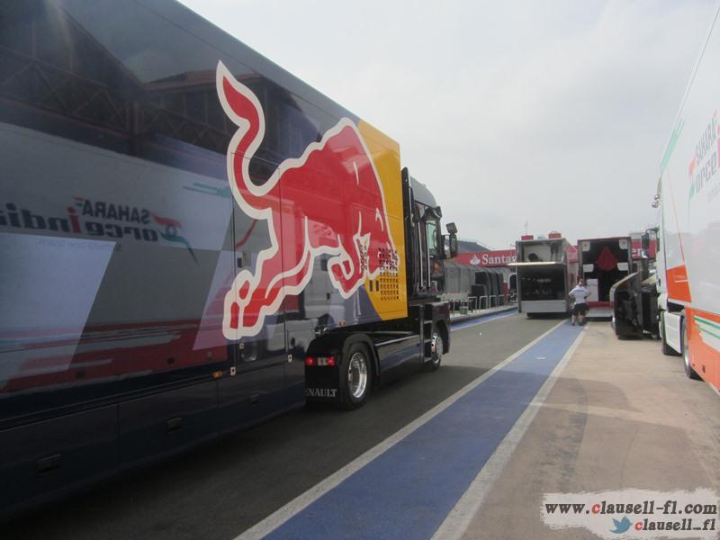 -Formula 1 - Season 2012 - - egp prep tuesday 27