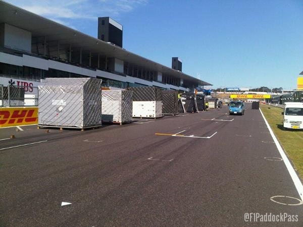 -Formula 1 - Season 2011 - x2 898216a