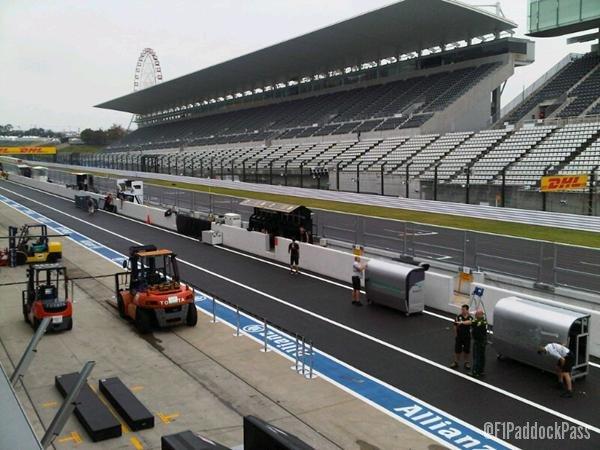 -Formula 1 - Season 2011 - x2 89c4744