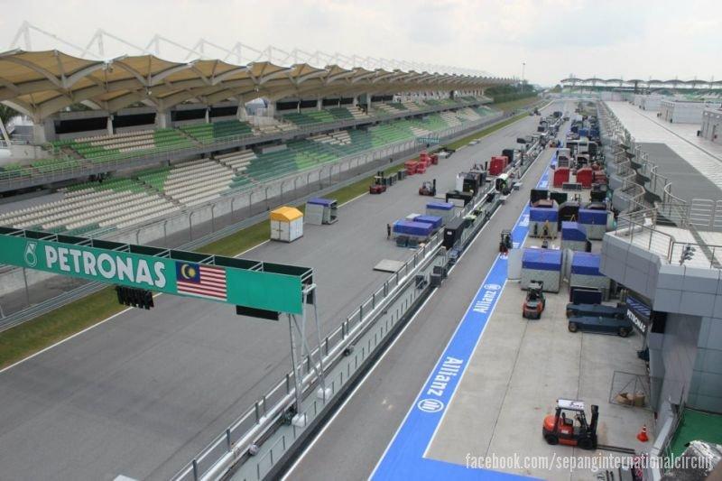 -Formula 1 - Season 2012 - - malaysian gp 2012 wednesday 04