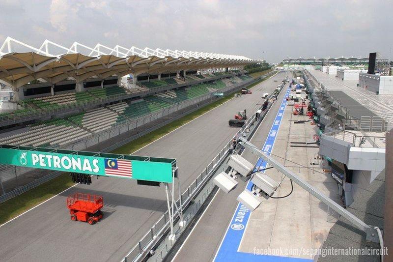 -Formula 1 - Season 2012 - - malaysian gp 2012 wednesday 07