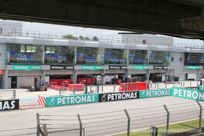 -Formula 1 - Season 2012 - - malaysian gp 2012 wednesday 12