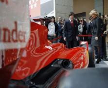 Alonso odebrał nagrodę w Madrycie