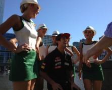 Przygotowania do GP Australii