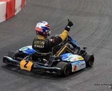 Kierowcy F1 na Bercy Arena