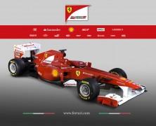 Ferrari F150 zostało zaprezentowane