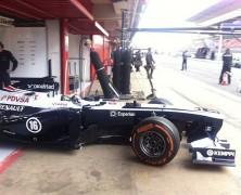 Prezentacja Williamsa FW35