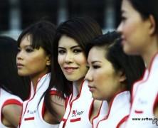Dziewczyny z Marina Bay