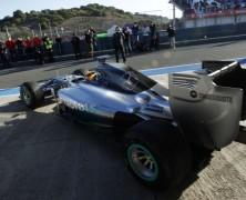 Pierwszy dzień testów w Jerez w obiektywie