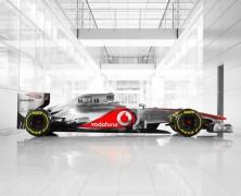 McLaren podał datę prezentacji