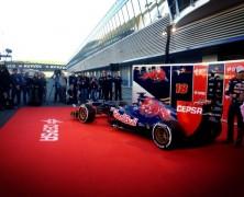 Toro Rosso STR8 – pierwsze zdjęcia