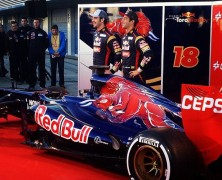 Toro Rosso z silnikiem Renault od 2014 roku?