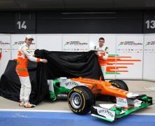 Zespół Force India podał datę prezentacji nowego bolidu