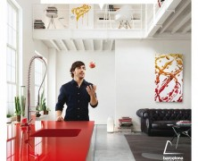 Alonso w kuchni