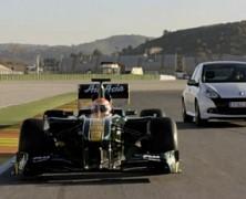 Lotus T128 vs. Clio