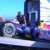 Red Bull również testował z Pirelli?
