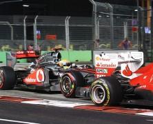 Massa z Hamiltonem na ostro