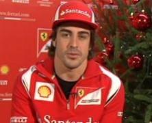 Złóż życzenia ekipie Ferrari