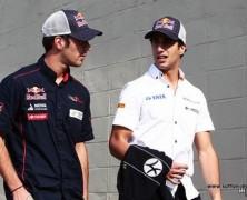 Ricciardo i Vergne wygrali los na loterii