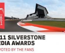 F1talks.pl laureatem Silverstone Media Awards 2011