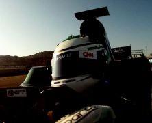Na pokładzie CT01 z Heikki Kovalainenem