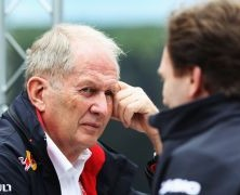 Marko, Vettel i teoria wielkiego spisku