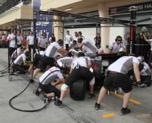 McLaren królem alei serwisowej