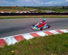 Kartingowy trening Alonso