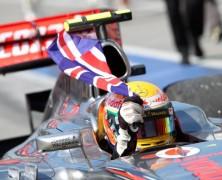 Hamilton o trudnym rozstaniu: Po wyścigu może będę musiał zostać w kasku