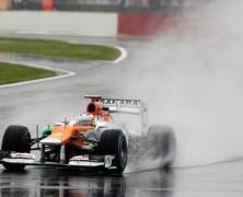 Alonso najlepszy w deszczu, Raikkonen najszybszy na sucho