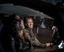 Sebastian Vettel w zupełnie nowej roli