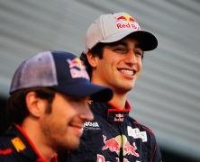 Ricciardo i Vergne zostają w Toro Rosso na kolejny sezon