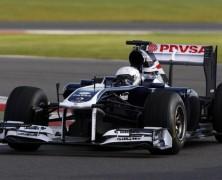 Nowy bolid Williamsa przeszedł testy zderzeniowe