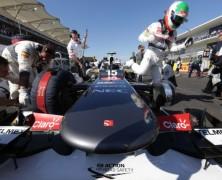 Gutierrez oficjalnie potwierdzony, Frijns trzecim kierowcą Saubera