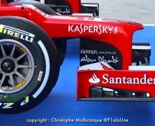 Ferrari F2013 z homologacją FIA
