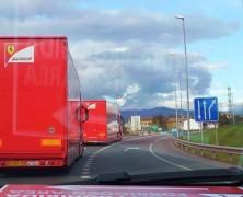 Ferrari zmienia kierunek