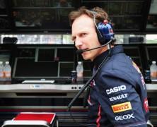Horner: Wspieramy decyzję Webbera