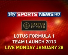 Prezentacja Lotusa E21