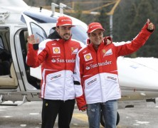 Testy w Jerez bez Alonso