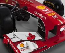 Inżynierowie Ferrari sprawdzili widoczność z kokpitu dla przyszłorocznej konstrukcji