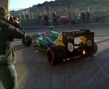 Jerez – dzień pierwszy