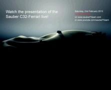Prezentacja bolidu Sauber C32
